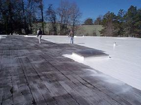 Diversified Coatings Mobile Roof Repair Smooth Built